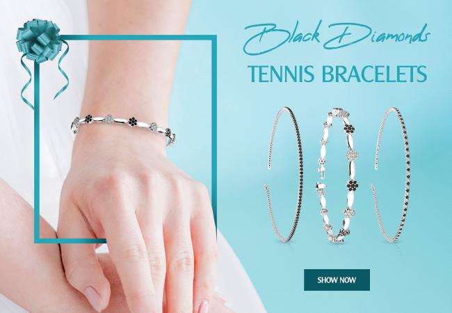 Black Diamond Bracelet